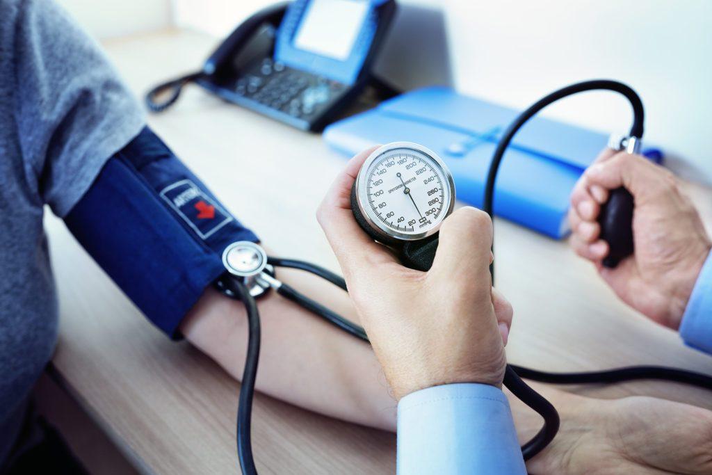 Blutdruck ältere Menschen