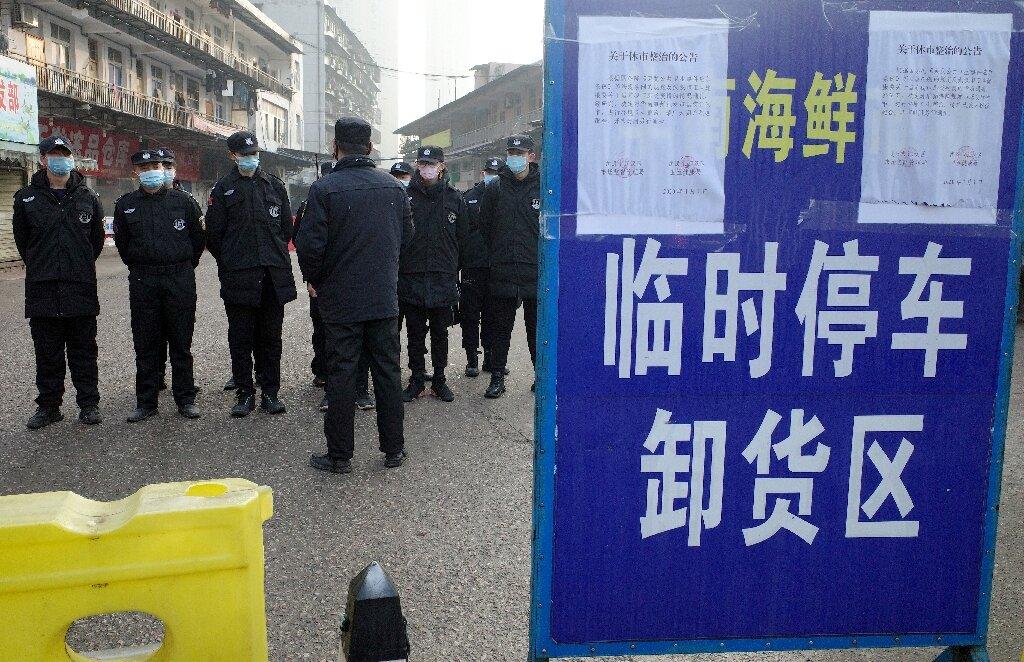 Experten warnen vor über-Skala von China-virus als US-Flughäfen starten, screening