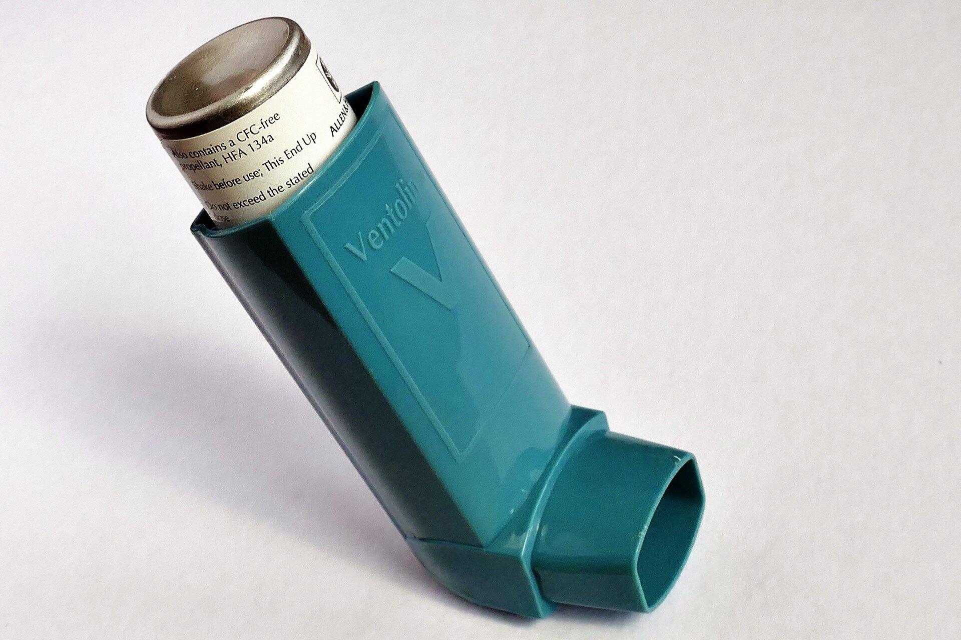 Studie sagt Inhalatoren OK ist inmitten COVID-19 Anliegen