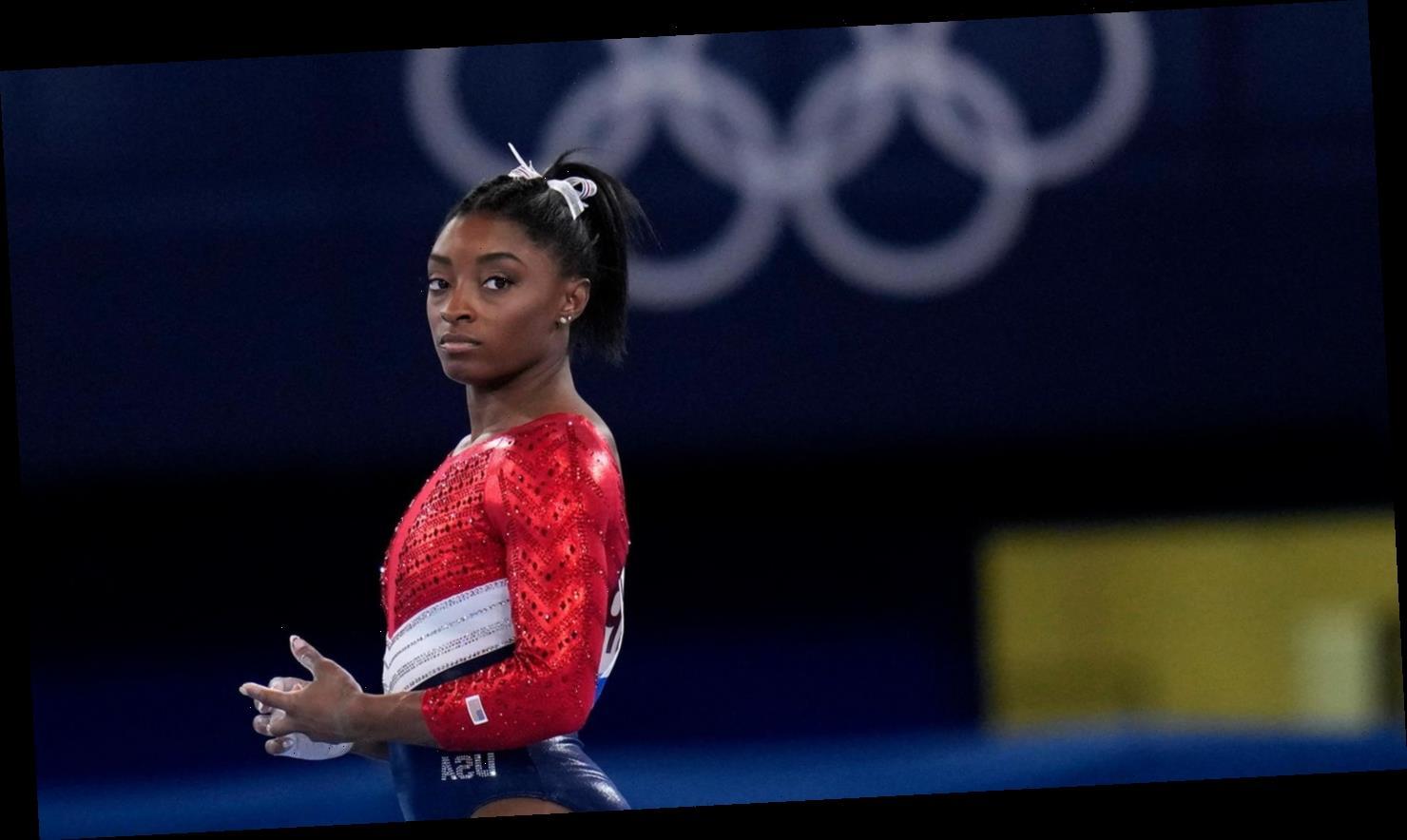 Psychische Gesundheit: Warum wir uns alle ein Beispiel an Olympia-Turnerin Simone Biles nehmen sollten